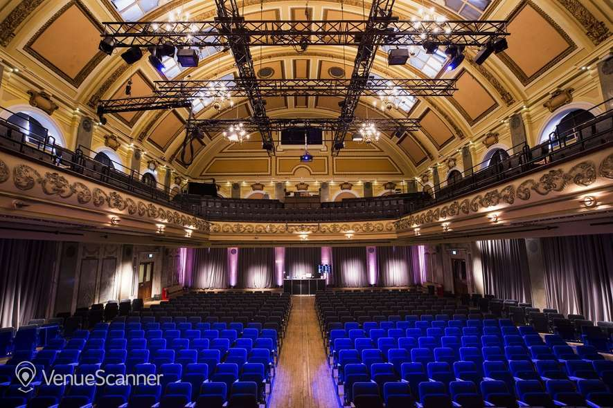 Hire Shoreditch Town Hall Assembly Hall 2