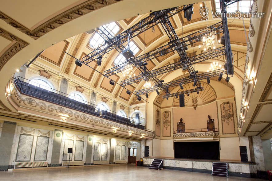 Hire Shoreditch Town Hall Assembly Hall 1