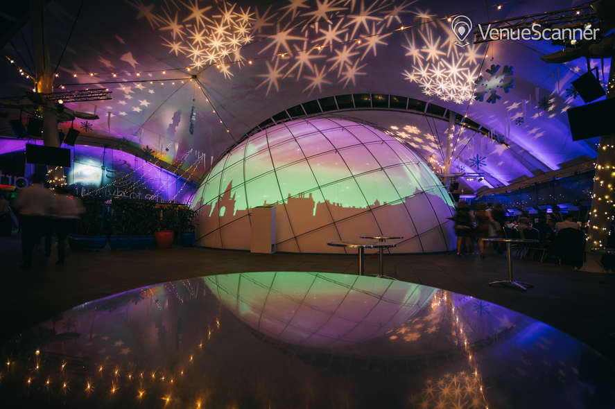 Hire Dynamic Earth Stratosphere 1