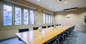 Dynamic Earth, Boardroom