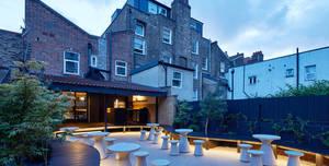 Untitled Restaurant And Bar, Moon Garden