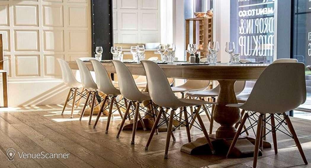 Hire Giovanni Rana Restaurant Business Area