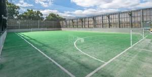 Haileybury Centre, Roof Top Pitch