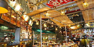 Turtle Bay Liverpool Hanover Street, Whole Venue