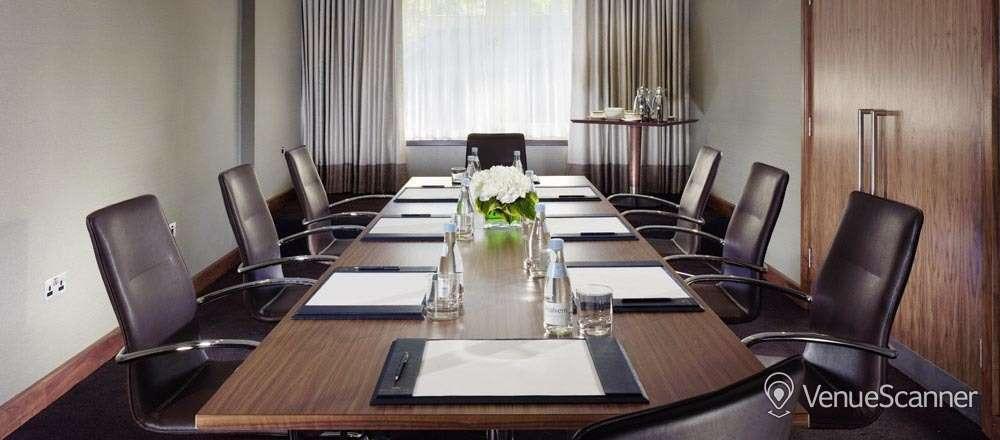 Hire The Royal Garden Hotel Highgrove Boardroom