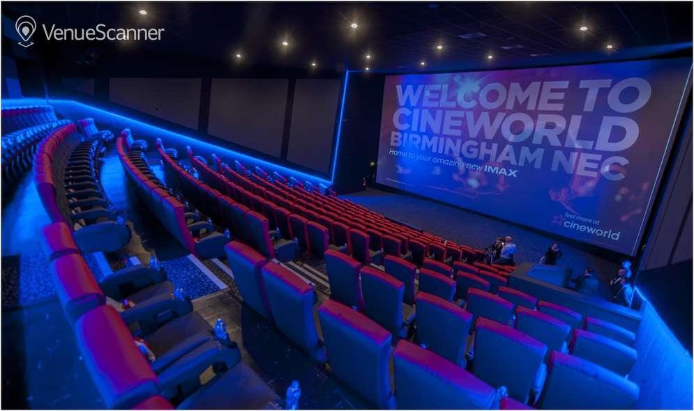 Hire Cineworld Birmingham Nec | Screen 4 | VenueScanner