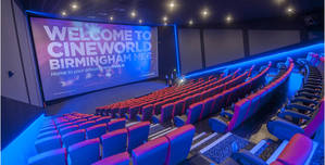 Cineworld Birmingham Nec, Screen 2