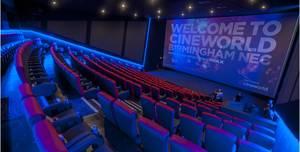Cineworld Birmingham Nec, Screen 4