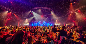 Christmas In New York At Evolution London, Exclusive Christmas Party