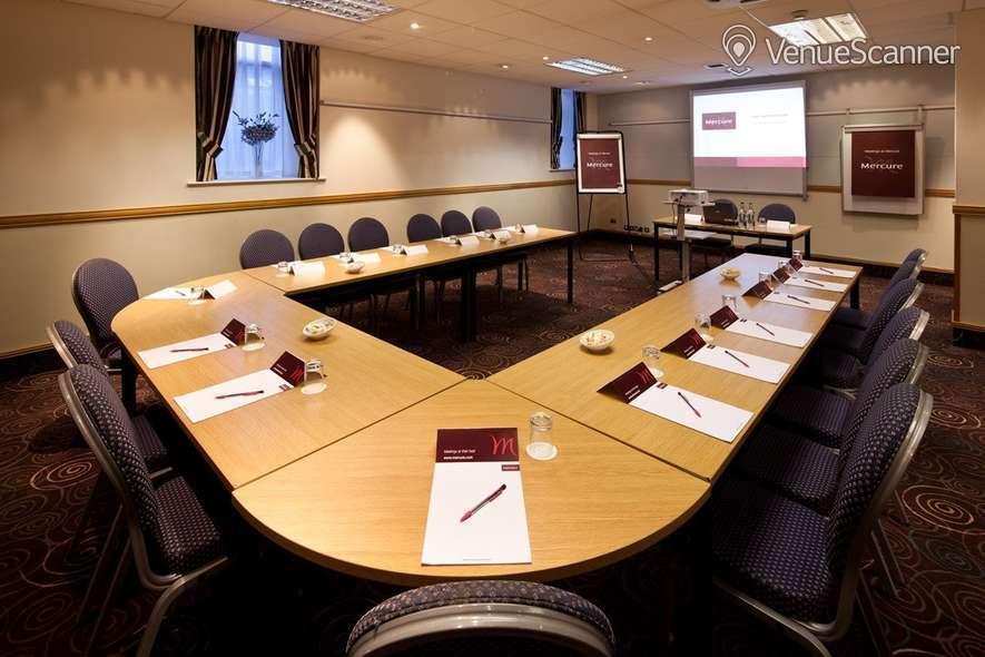 Hire Mercure Glasgow City Hotel Banker Suite