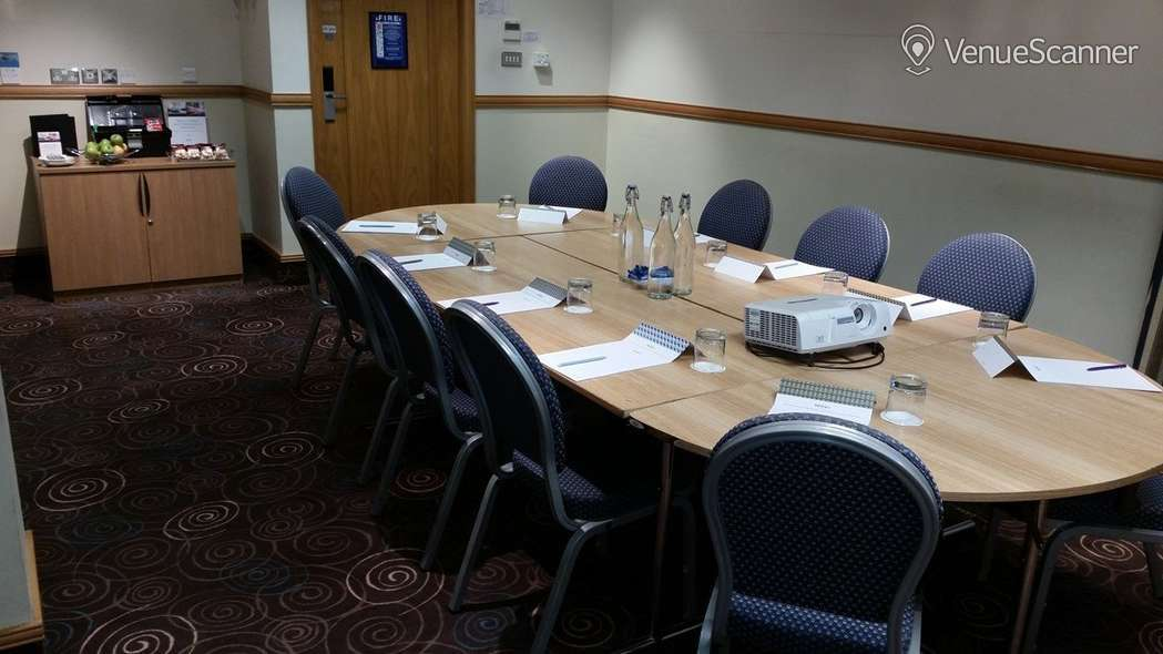 Hire Mercure Glasgow City Hotel Merchant Suite