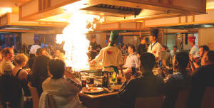 Sapporo Teppanyaki Manchester, Private Dining