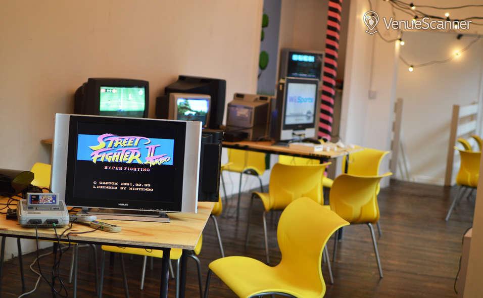 Hire The Arcade Vaults Upper Arcade 3