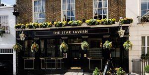The Star Tavern, Dining Room