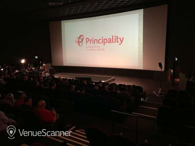 Hire Cineworld Cardiff Screen 1 - 124 Seats 4