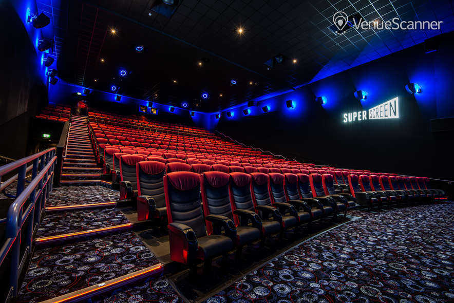 Hire Cineworld Cardiff Screen 1 - 124 Seats 2