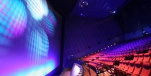 Odeon Bfi Imax, Auditorium