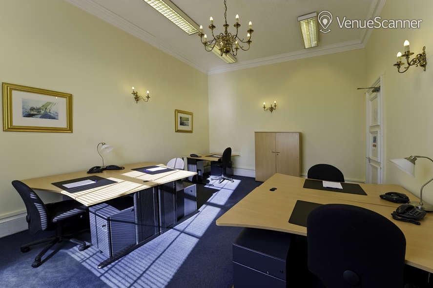 Hire Regus Glasgow Woodside Place Wooden Room