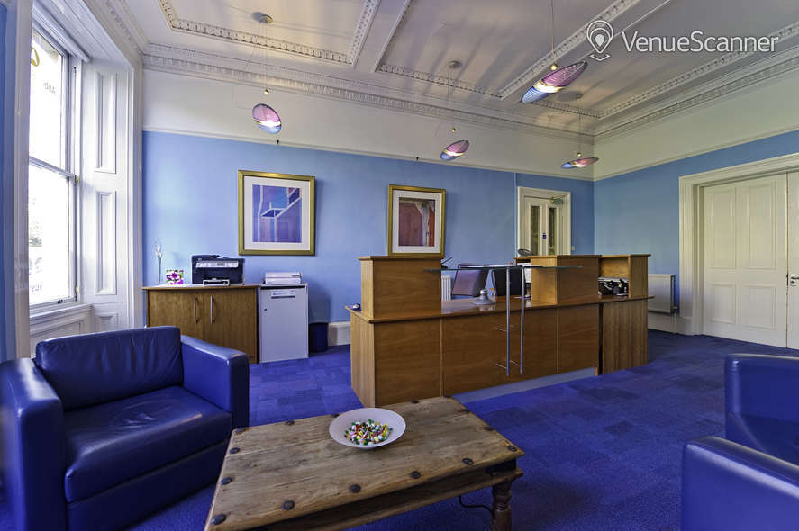 Hire Regus Glasgow Woodside Place Wooden Room 6
