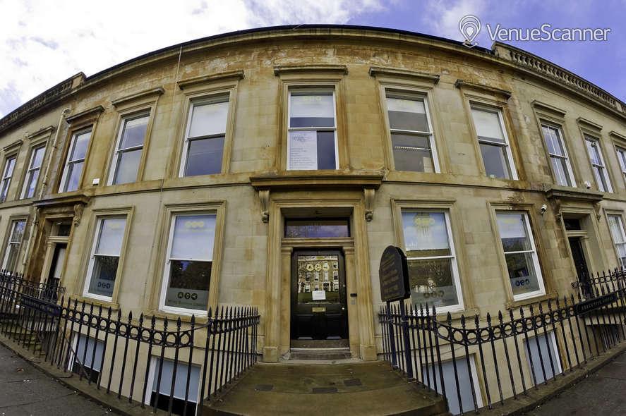 Hire Regus Glasgow Woodside Place Wooden Room 3