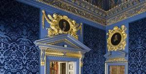 Chiswick House And Gardens, Blue Velvet Room