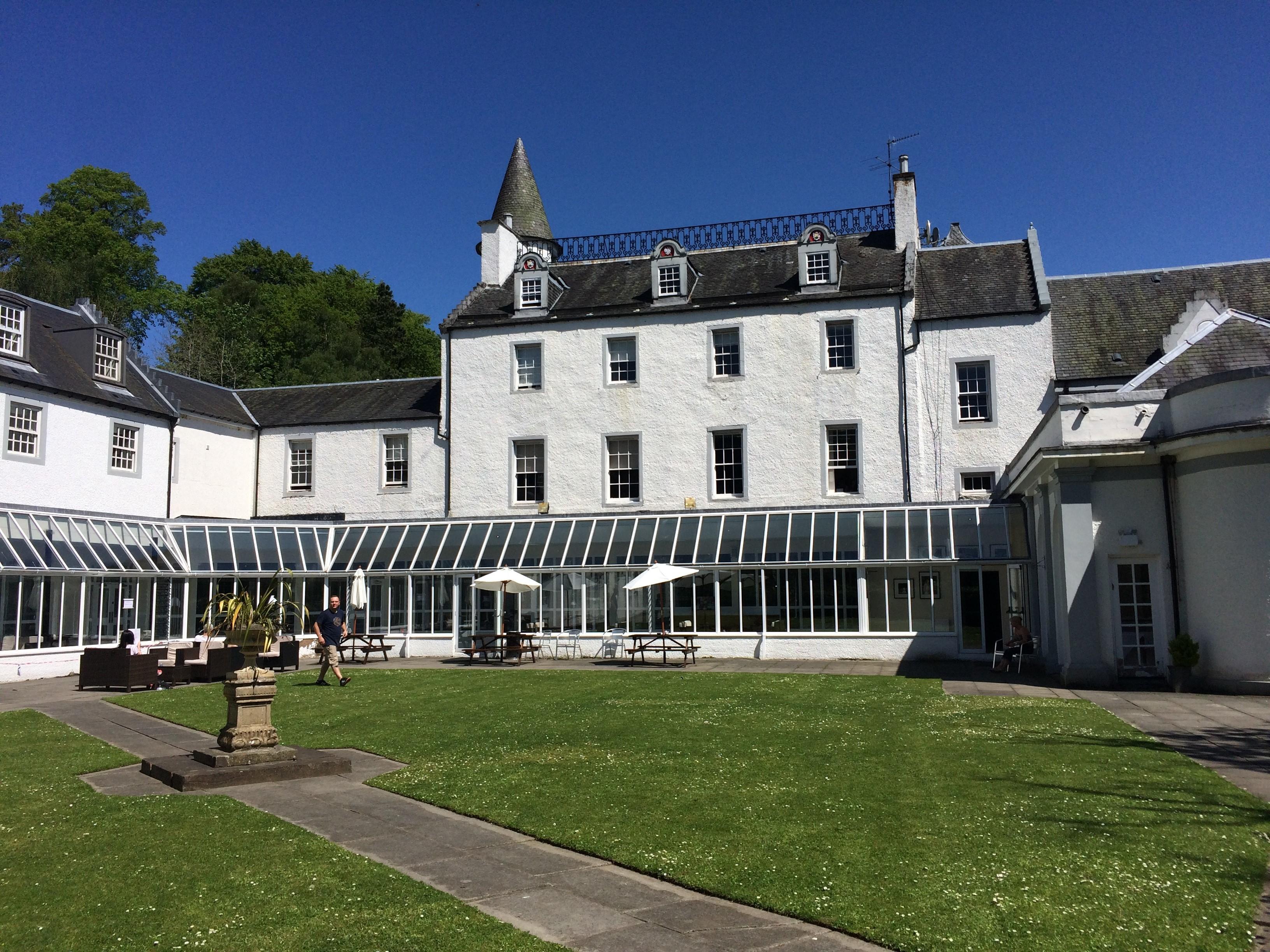 mercure barony castle hotel & spa deals
