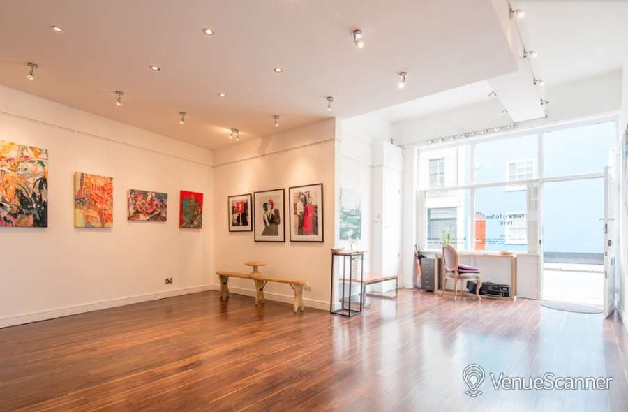Hire The Square Gallery London  The Gallery
