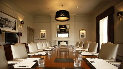 The Mansion, Meeting Rooms