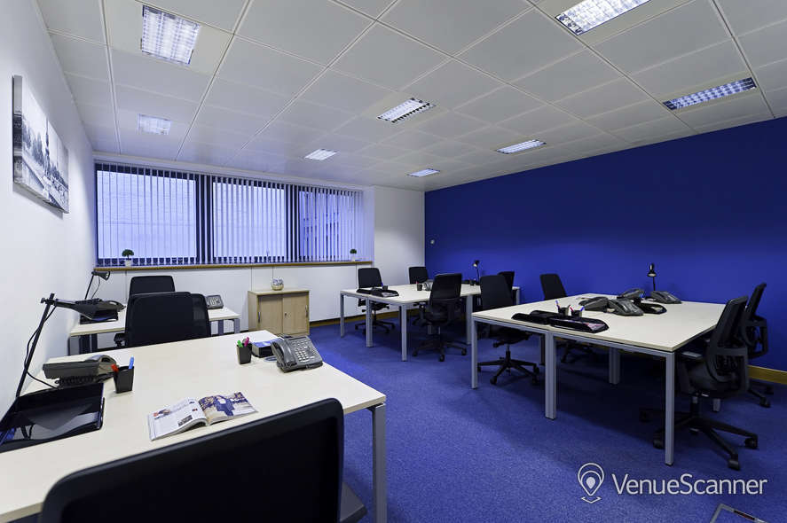 Hire Regus Glasgow West George Street Strathisla 1 & 2