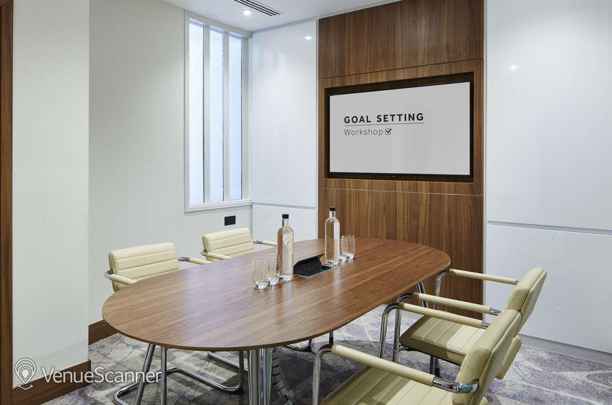 Hire London Heathrow Marriott Touchdown 1 Meeting Room