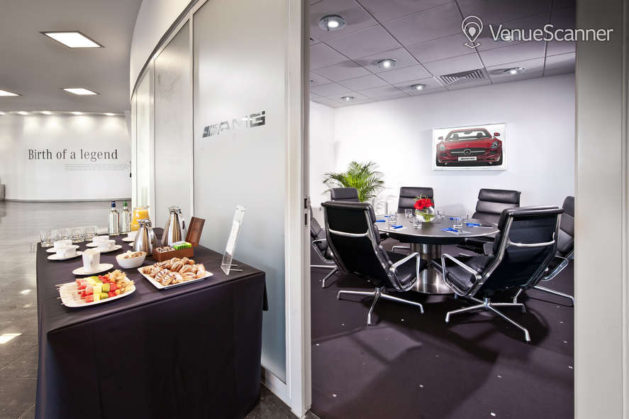 Hire Mercedes - Benz World Suite 63