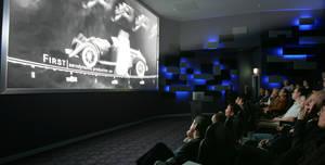 Mercedes - Benz World, Cinema