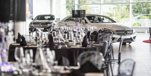 Mercedes - Benz World, Exhibition Area