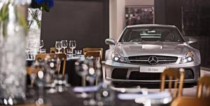 Mercedes - Benz World, S-class Suite