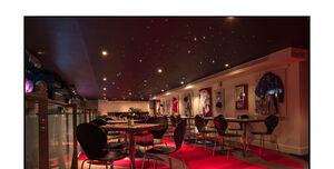 Planet Hollywood, British Room