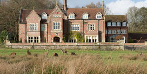 Burley Manor, The Barn