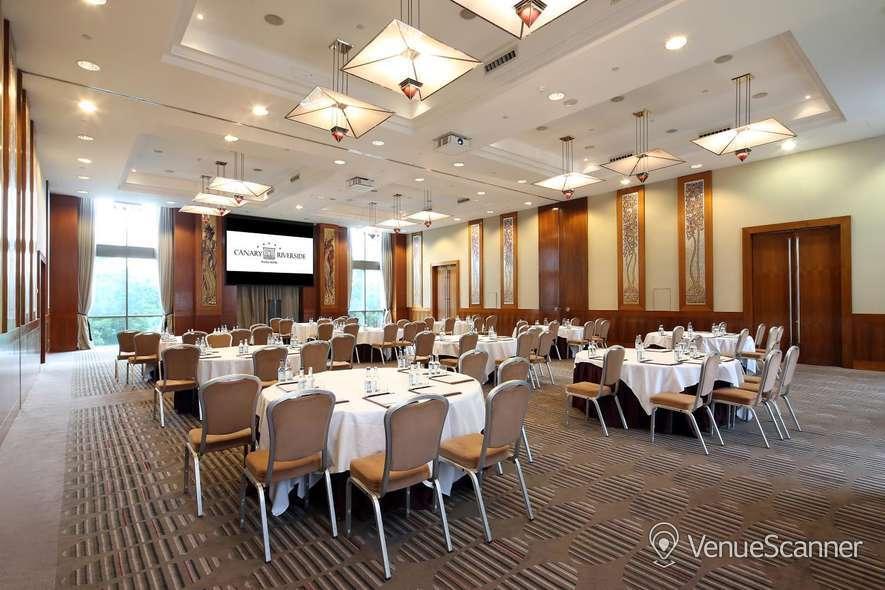 Hire Canary Riverside Plaza Hotel Ballroom