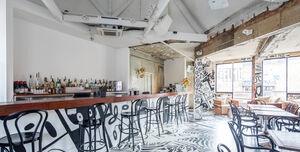 Shoreditch Platform, Soft Lounge