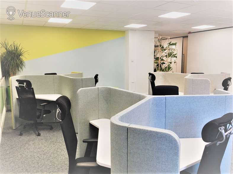 Hire iHub Office, Colmore Gate Board Room 5