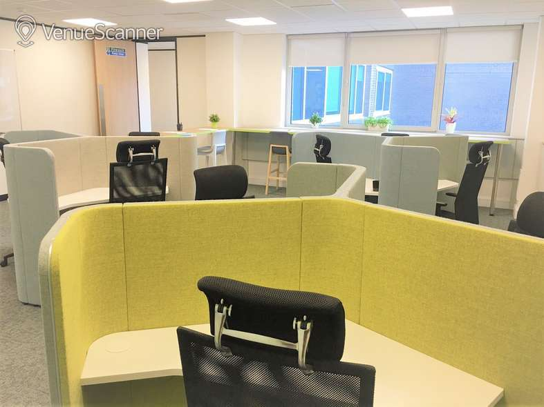 Hire iHub Office, Colmore Gate Board Room 6