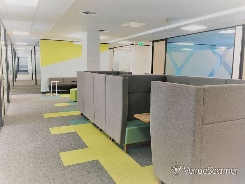 Hire iHub Office, Colmore Gate Board Room 4