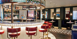 Le Monde Hotel, Champagne Bar