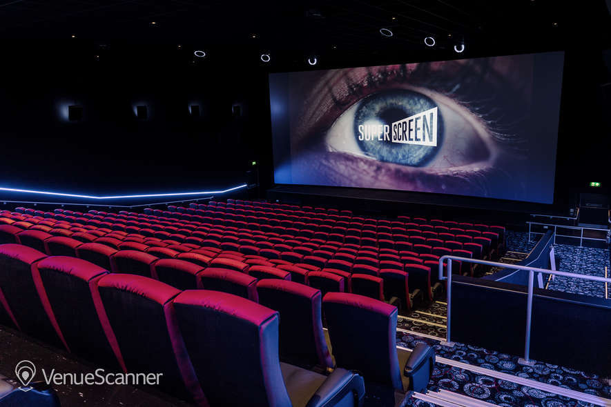 Hire Cineworld Newcastle 2