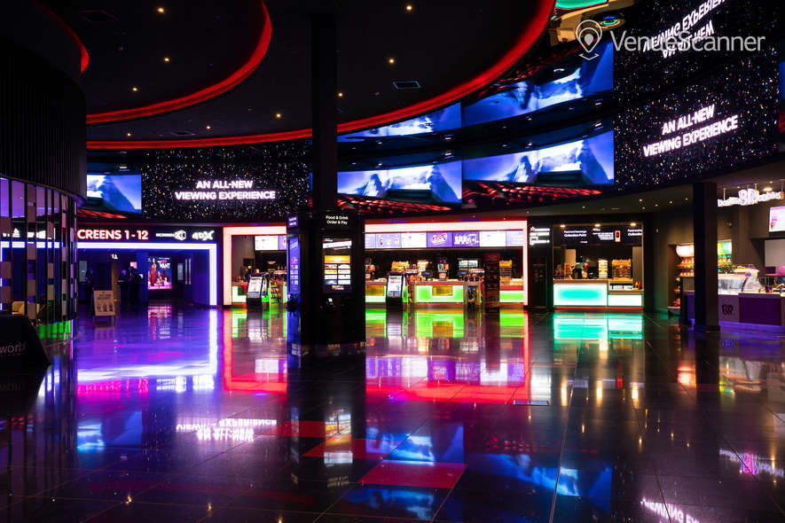 Hire Cineworld Newcastle 4