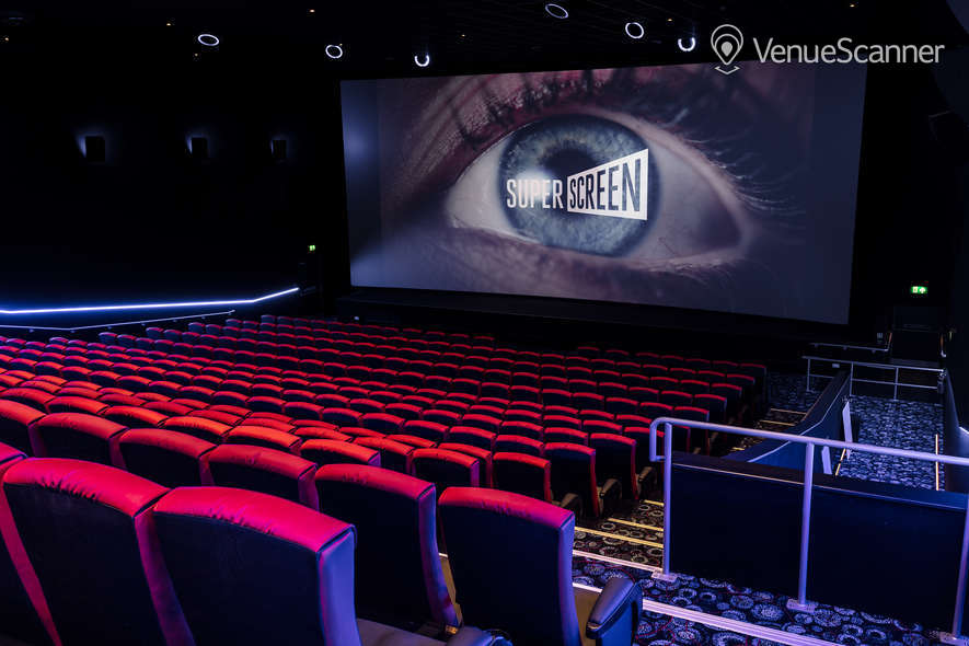 Hire Cineworld Newcastle Screen 1 - 394 Seats 1