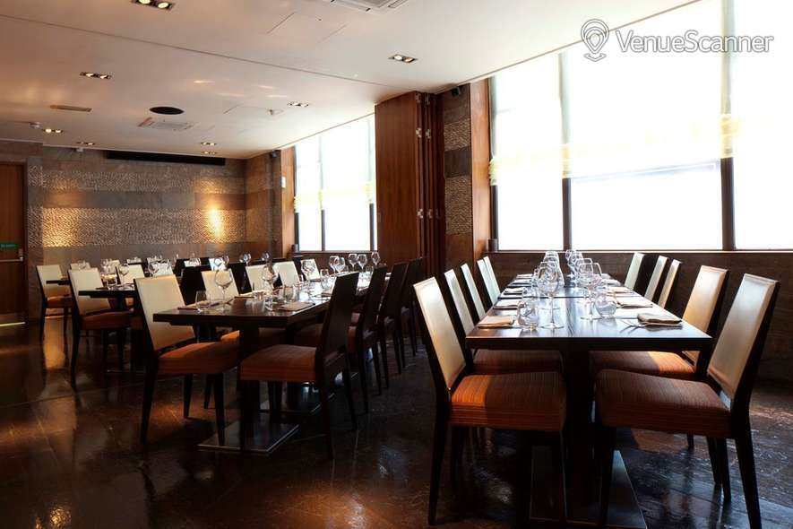 Hire Mint Leaf Lounge Small Private Dining Room 1
