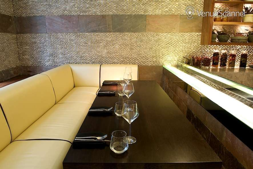 Hire Mint Leaf Lounge Small Dining Room 2