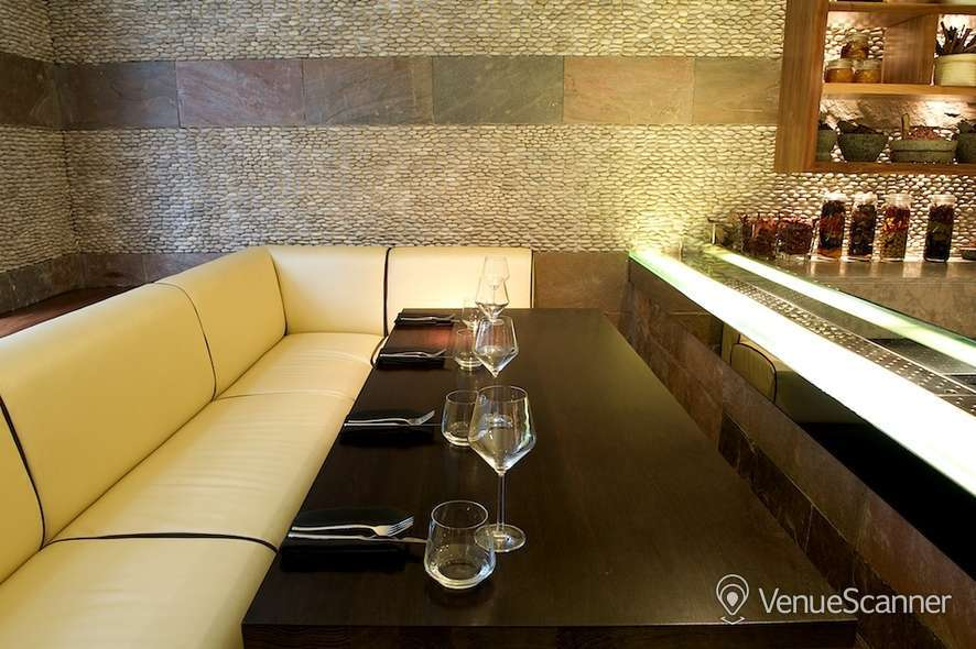 Hire Mint Leaf Lounge Small Dining Room 5