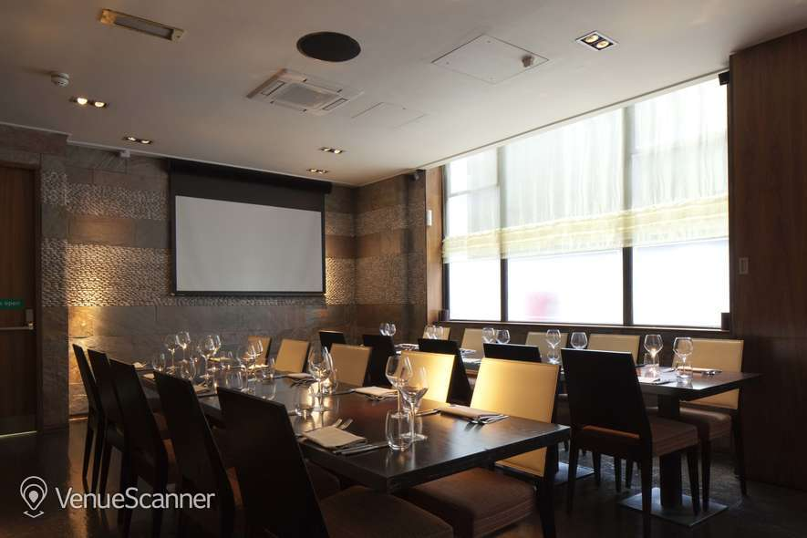 Hire Mint Leaf Lounge Large Private Dining Room 9