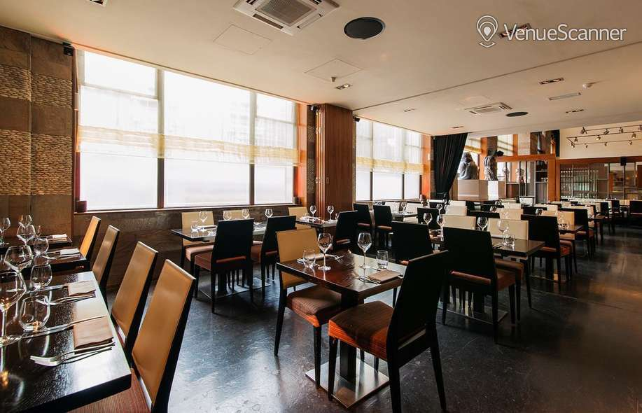 Hire Mint Leaf Lounge Large Private Dining Room 3